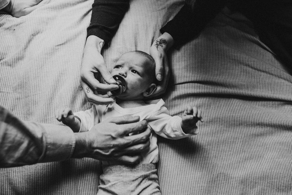 Newborn photographer North East