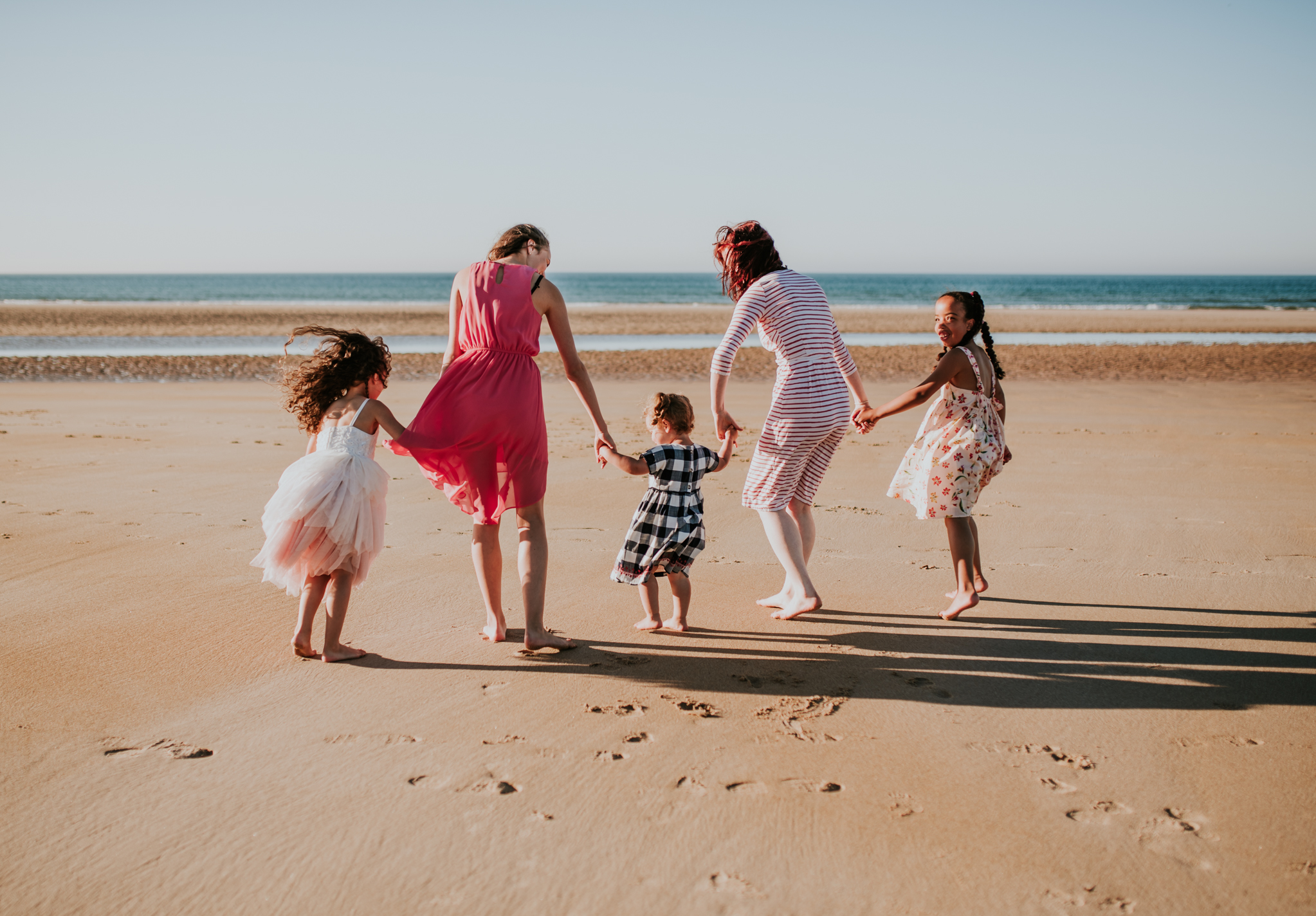 Family photographer north east