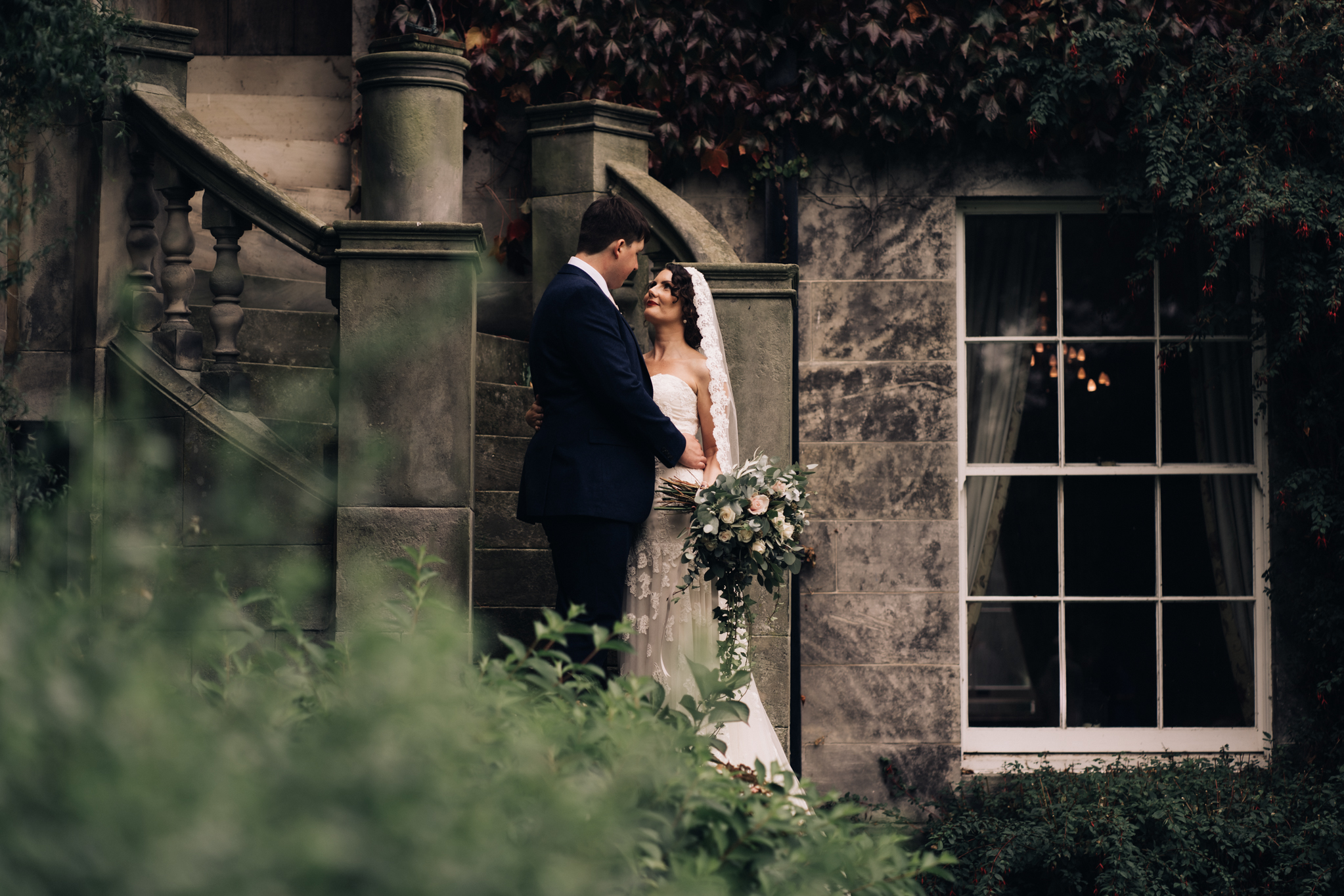 wedding photography northumberland Doxford hall wedding