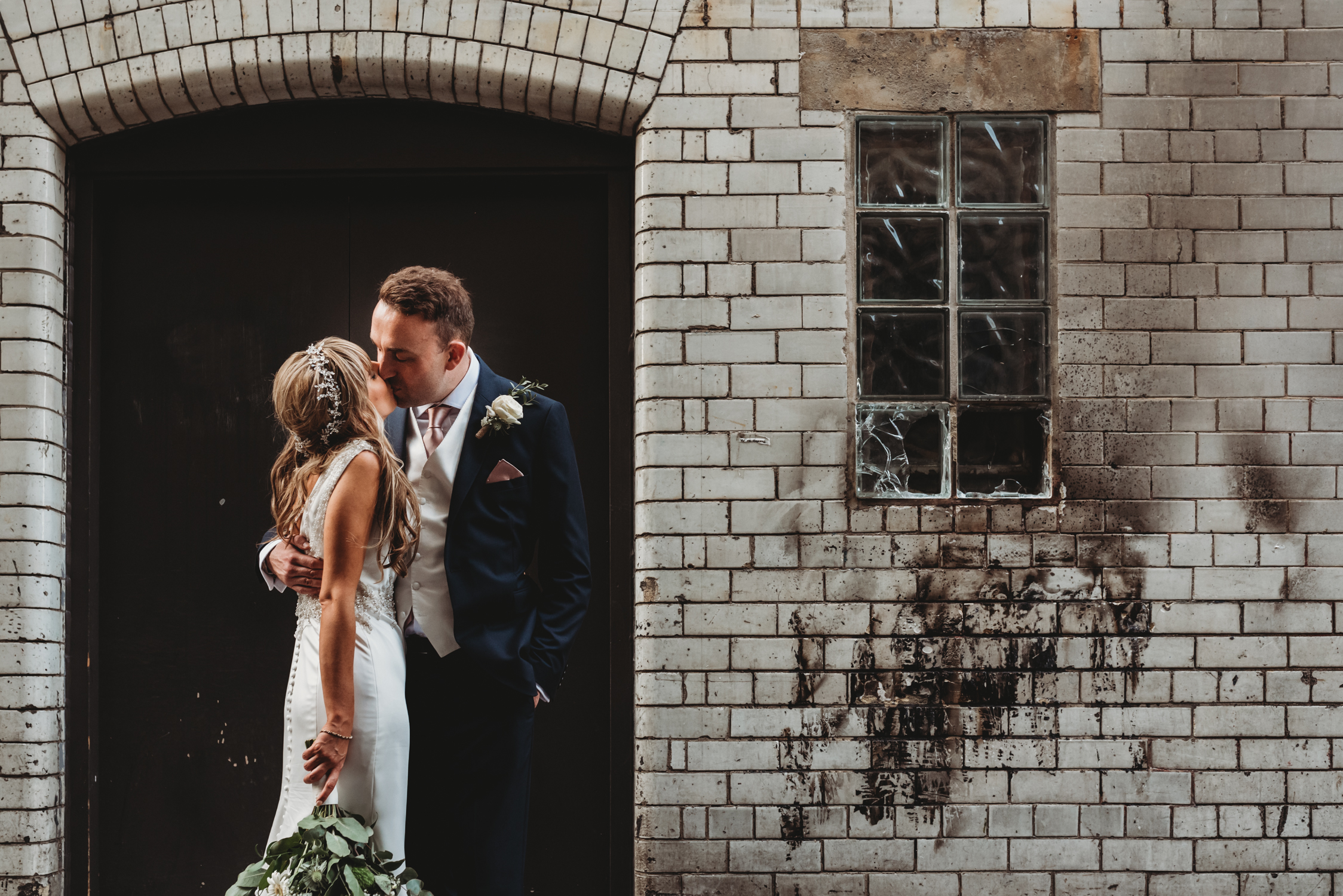 Newcastle city centre wedding
