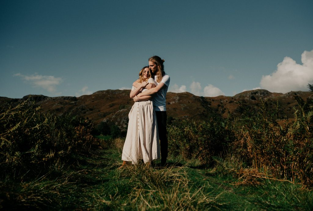 Elopement Photographer UK