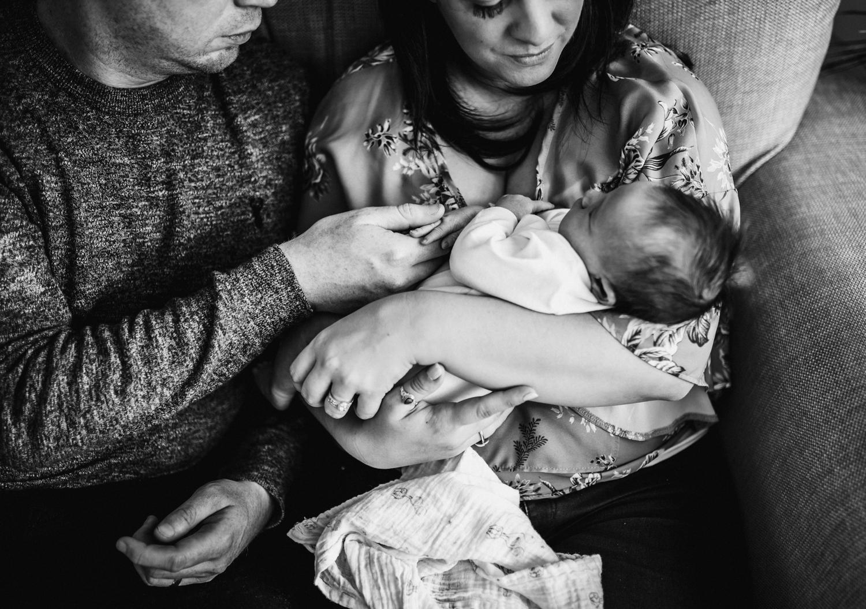 Newborn Photographer Newcastle