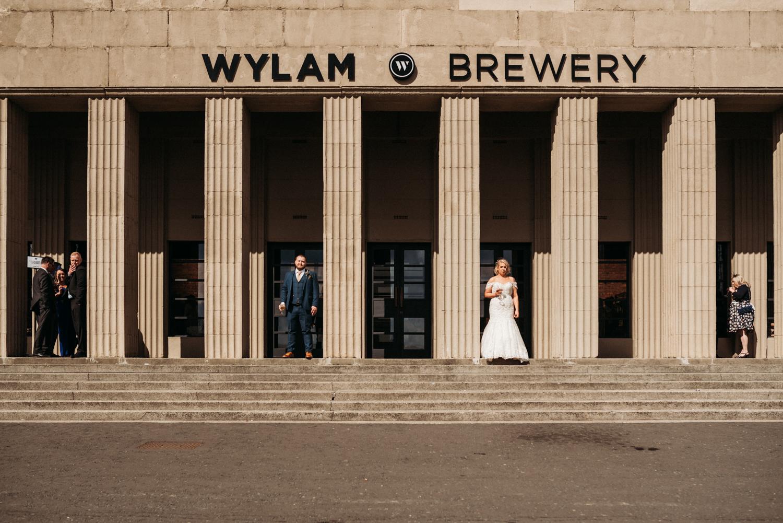 Wylam Brewery Wedding