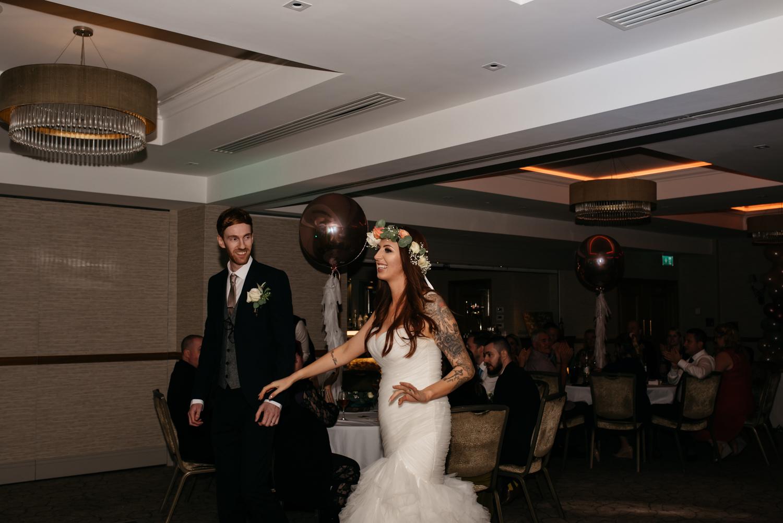 Lodore Falls Wedding