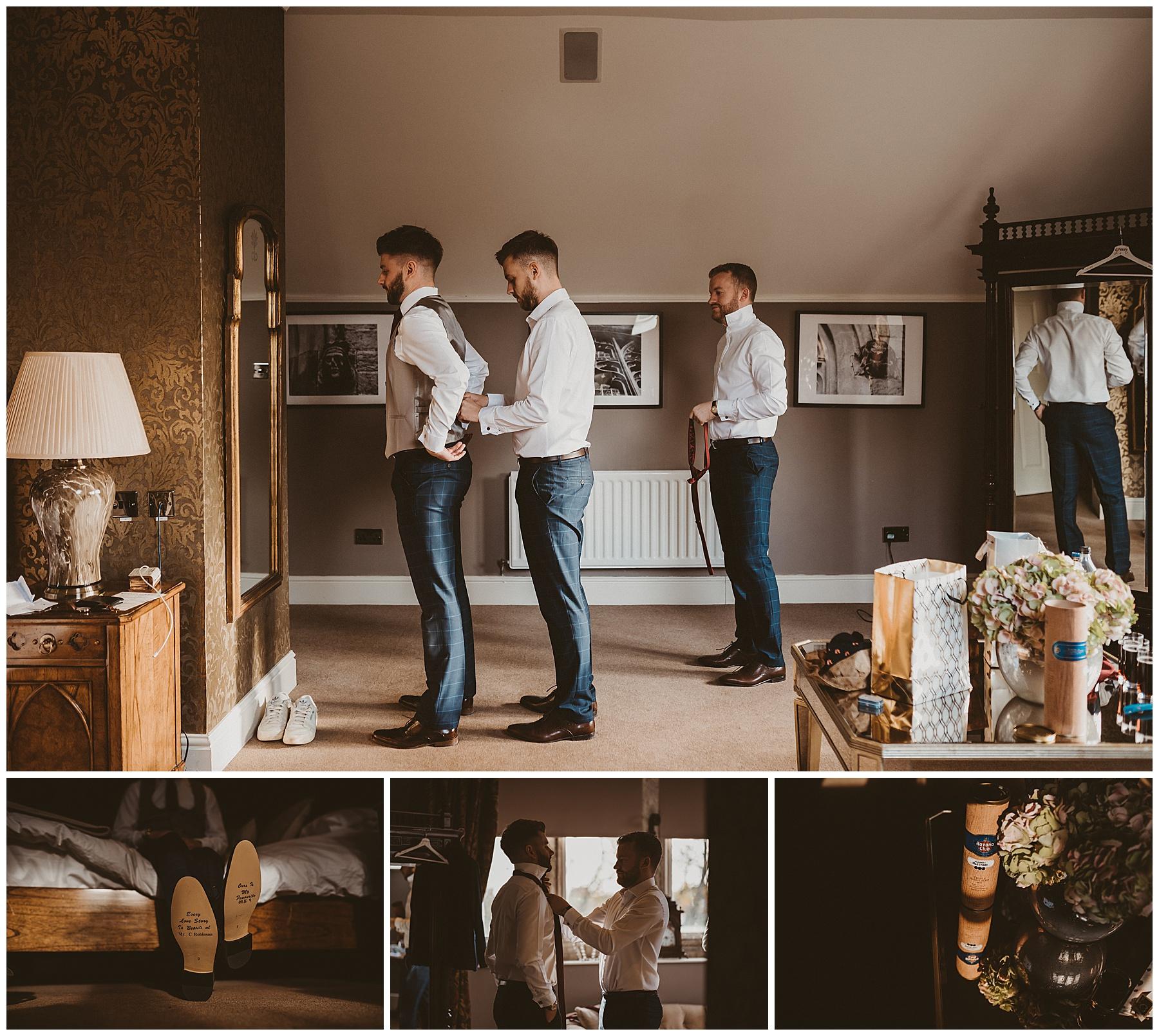 Ellingham Hall Wedding