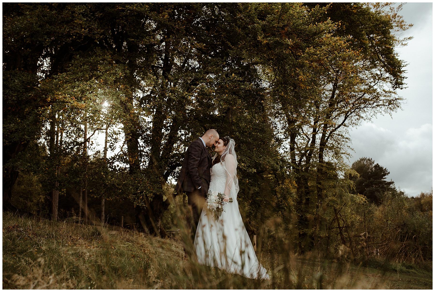 Kielder wedding
