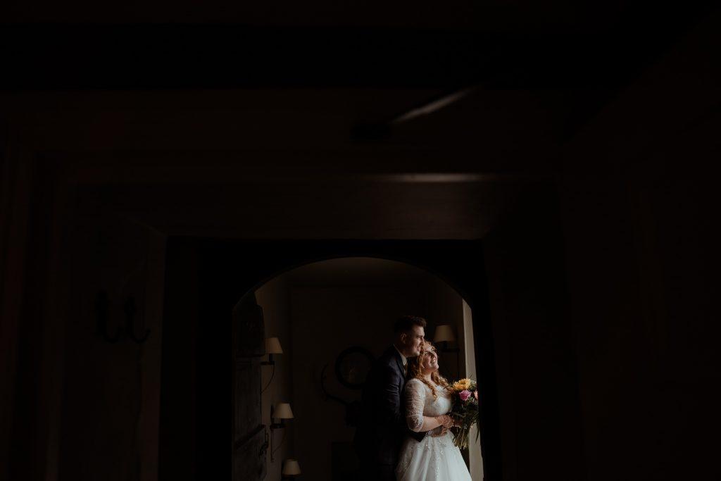 The lord crewe arms wedding